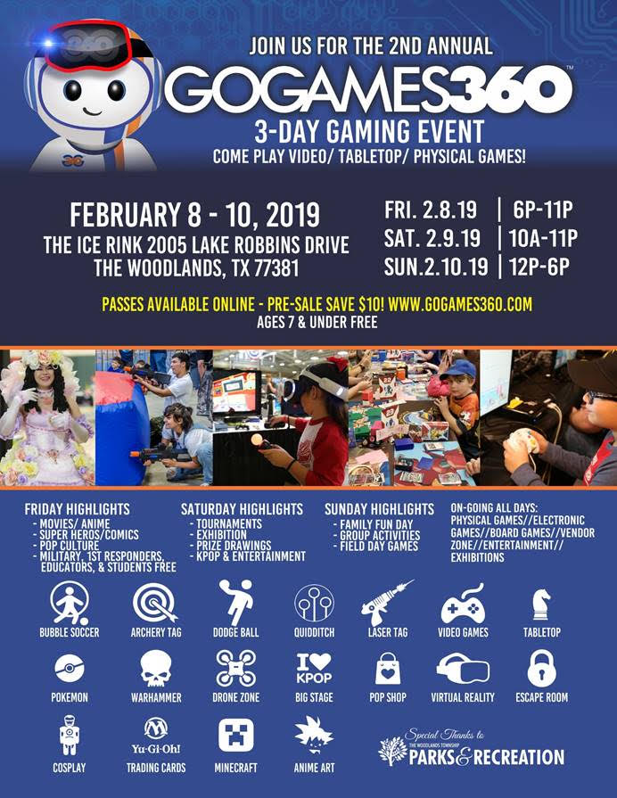 go games 360 the most fun thing to do in the woodlands in february family fun bubble soccer how cool feb 8 9 10 2019 jo & co. realty group