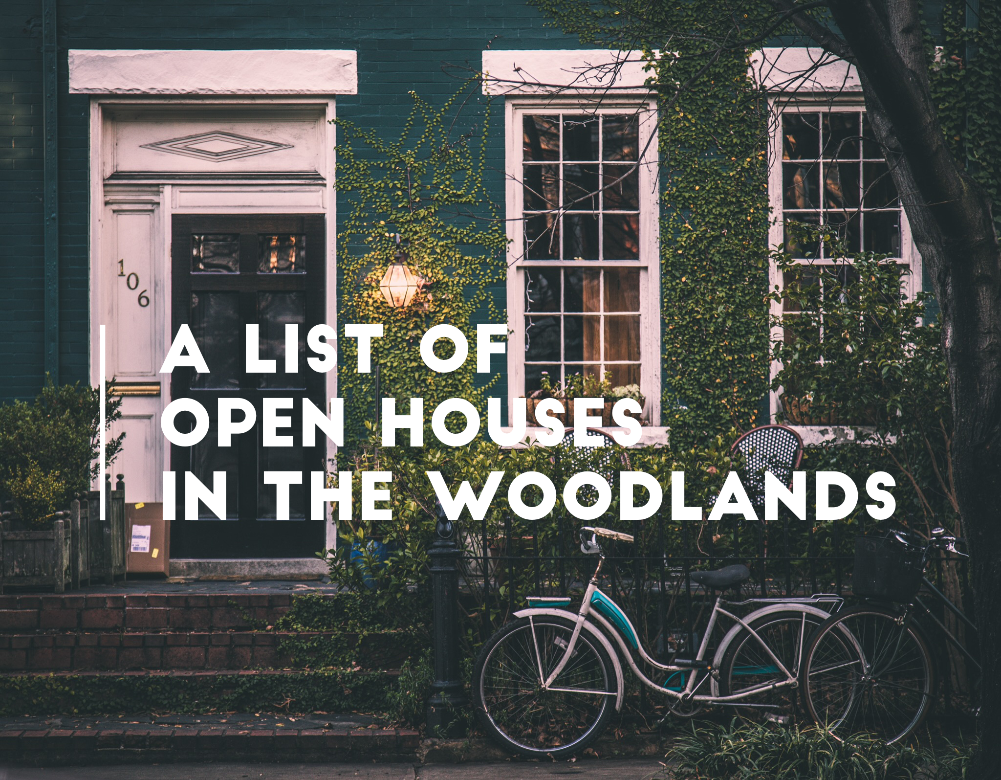 a list of open houses in the woodlands tx texas relocating real estate agent realtor brokerage jo & co realty group jordan schilleci