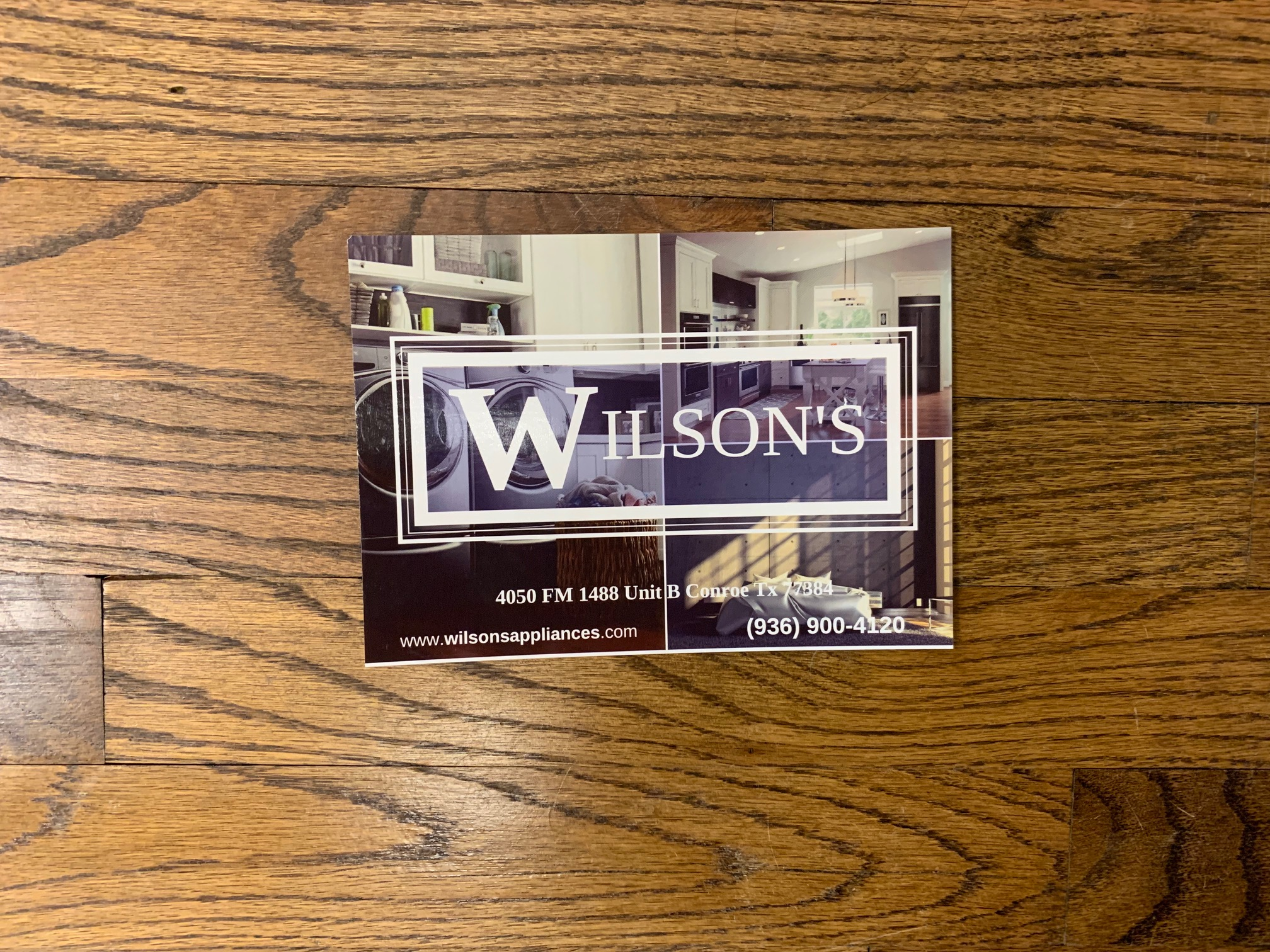 wilson's appliances & mattresses shop in conroe, coupons