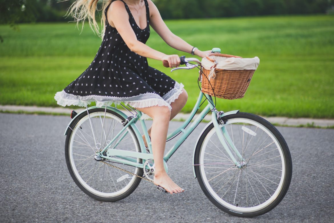 bike the woodlands month, jo & co. realty group