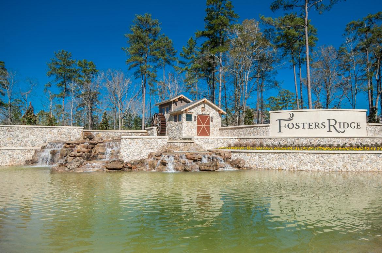 fosters ridge entrance