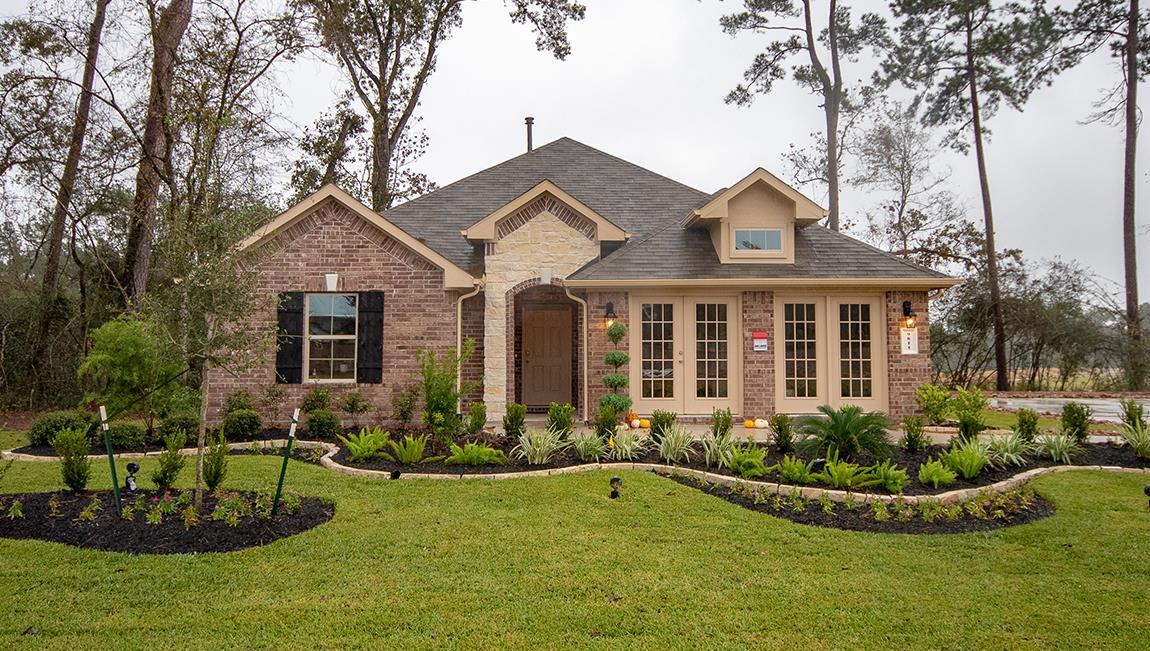 fosters ridge model home