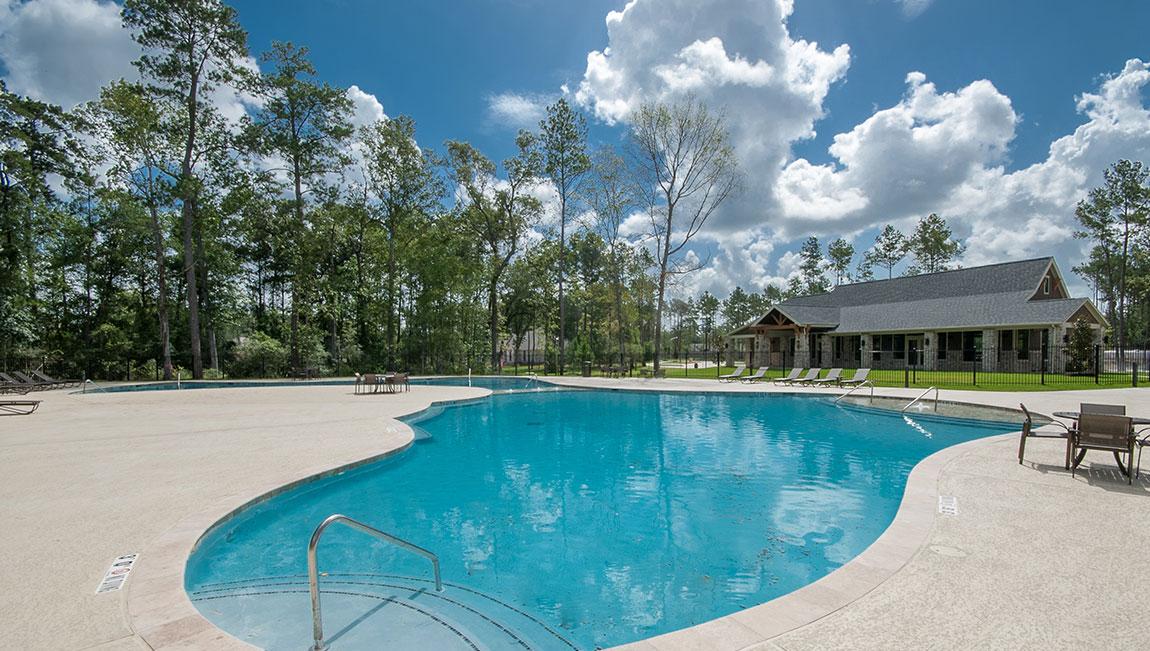 fosters ridge pool