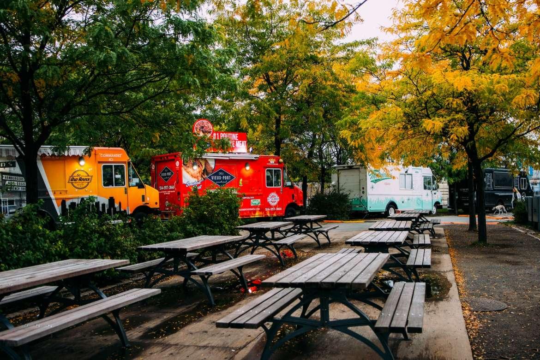 klein food trucks